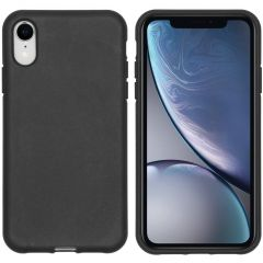 iMoshion Eco-Friendly Backcover iPhone Xr - Zwart