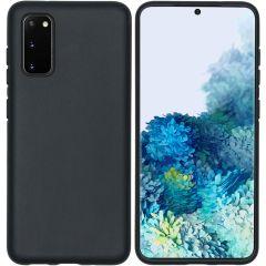 iMoshion Eco-Friendly Backcover Samsung Galaxy S20 - Zwart