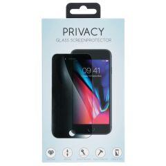 Selencia Gehard Glas Privacy Screenprotector iPhone SE (2020)