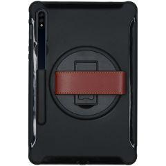 Defender Backcover met strap Samsung Galaxy Tab S7
