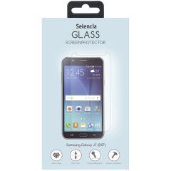 Selencia Gehard glas screenprotector Samsung Galaxy J7 (2017)