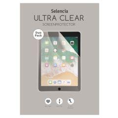 Selencia Duo Pack Ultra Clear Screenprotector Galaxy Tab A 8.0 (2019)