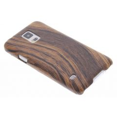 Hout Design Backcover Samsung Galaxy S5 (Plus) / Neo
