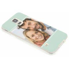 Ontwerp je eigen Samsung Galaxy S5 (Plus) / Neo gel hoesje