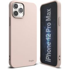 Ringke Air S Backcover iPhone 12 Pro Max - Pink Sand