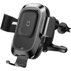 Baseus Wireless Car Charger - Zwart