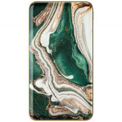 iDeal of Sweden Golden Jade Marble Fashion Powerbank - 5000 mAh