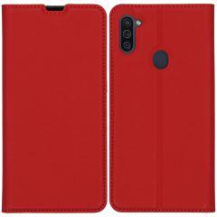 iMoshion Slim Folio Book Case Samsung Galaxy M11 / A11 - Rood