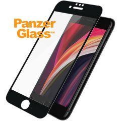 PanzerGlass Case Friendly Screenprotector iPhone SE (2020) - Zwart