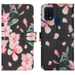 iMoshion Design Softcase Book Case Samsung Galaxy M31