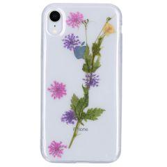 My Jewellery Design Hardcase Backcover iPhone Xr - Wildflower