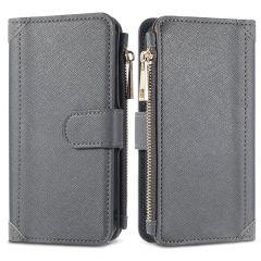 iMoshion Luxe Portemonnee iPhone 12 (Pro) - Grijs