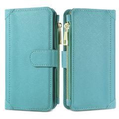 iMoshion Luxe Portemonnee iPhone SE (2020) 8 / 7 - Turquoise