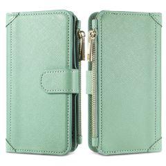 iMoshion Luxe Portemonnee Samsung Galaxy S9 - Groen