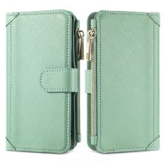 iMoshion Luxe Portemonnee Samsung Galaxy S20 FE - Groen
