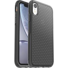 OtterBox Clear Case + Alpha Glass Screenprotector iPhone Xr