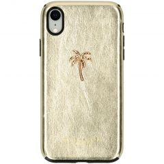 My Jewellery Design Backcover iPhone Xr - Palmtree Gold