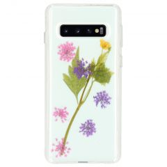 My Jewellery Design Hardcase Backcover Samsung Galaxy S10 - Wildflower