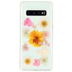My Jewellery Design Hardcase Backcover Samsung Galaxy S10 - Dried Flower