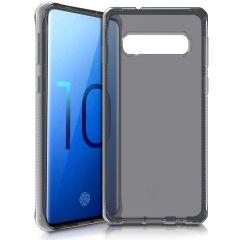 Itskins Spectrum Backcover Samsung Galaxy S10 - Zwart