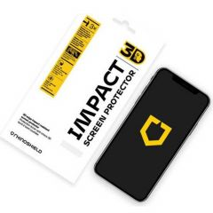 RhinoShield 3D Impact Screenprotector iPhone 12 (Pro)