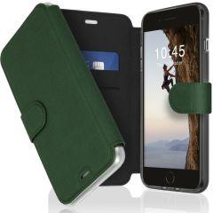 Accezz Xtreme Wallet Booktype iPhone 8 Plus / 7 Plus - Donkergroen