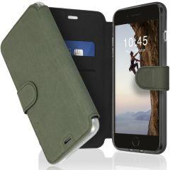 Accezz Xtreme Wallet Booktype iPhone 8 Plus / 7 Plus - Lichtgroen