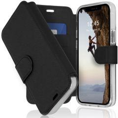 Accezz Xtreme Wallet Booktype iPhone 12 Mini - Zwart