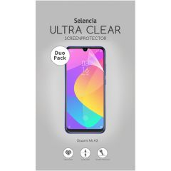 Selencia Duo Pack Screenprotector Xiaomi Mi A3