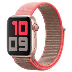 Sport Loop Band Apple Watch Series 1-6 / SE - 42/44mm - Roze