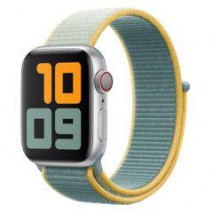 Sport Loop Band Apple Watch Series 1-6 / SE - 42/44mm -Groen