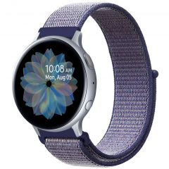 iMoshion Nylon bandje Watch 40/42mm / Active 2 42/44mm / Watch 3 41mm