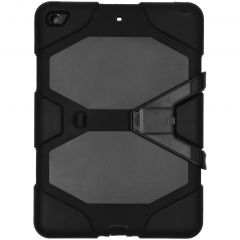 Extreme Protection Army Backcover voor de iPad 10.2 (2019) - Zwart