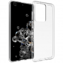 Accezz Clear Backcover Samsung Galaxy S20 Ultra - Transparant