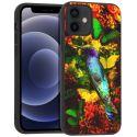 iMoshion Design hoesje iPhone 12 Mini - Jungle - Vogel