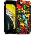 iMoshion Design hoesje iPhone SE (2020) / 8 / 7 - Jungle - Vogel