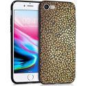 iMoshion Design hoesje iPhone SE (2020) / 8 / 7 - Grafisch - Goud