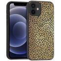 iMoshion Design hoesje iPhone 12 Mini - Grafisch - Goud