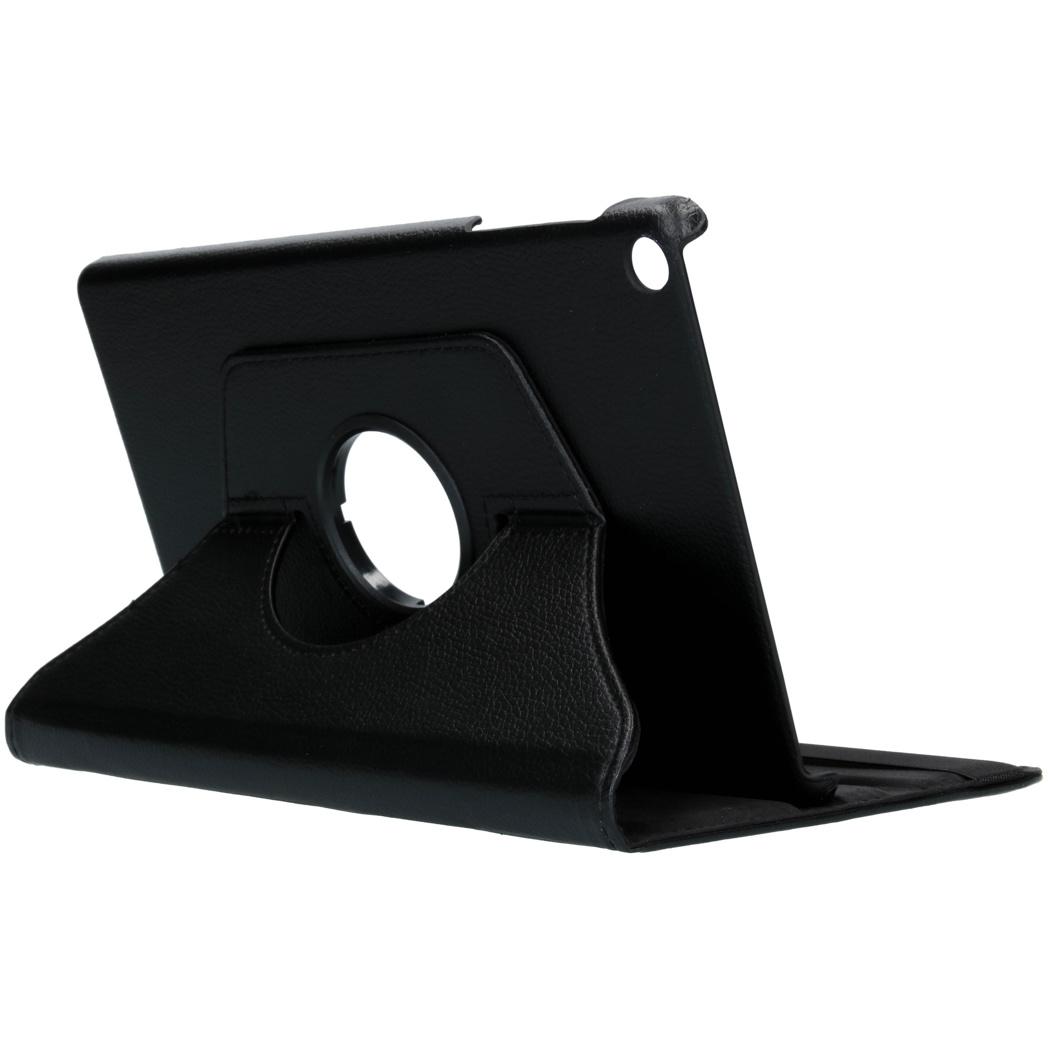iMoshion 360° draaibare hoes voor de Samsung Galaxy Tab A 10.1 (2019) - Zwart
