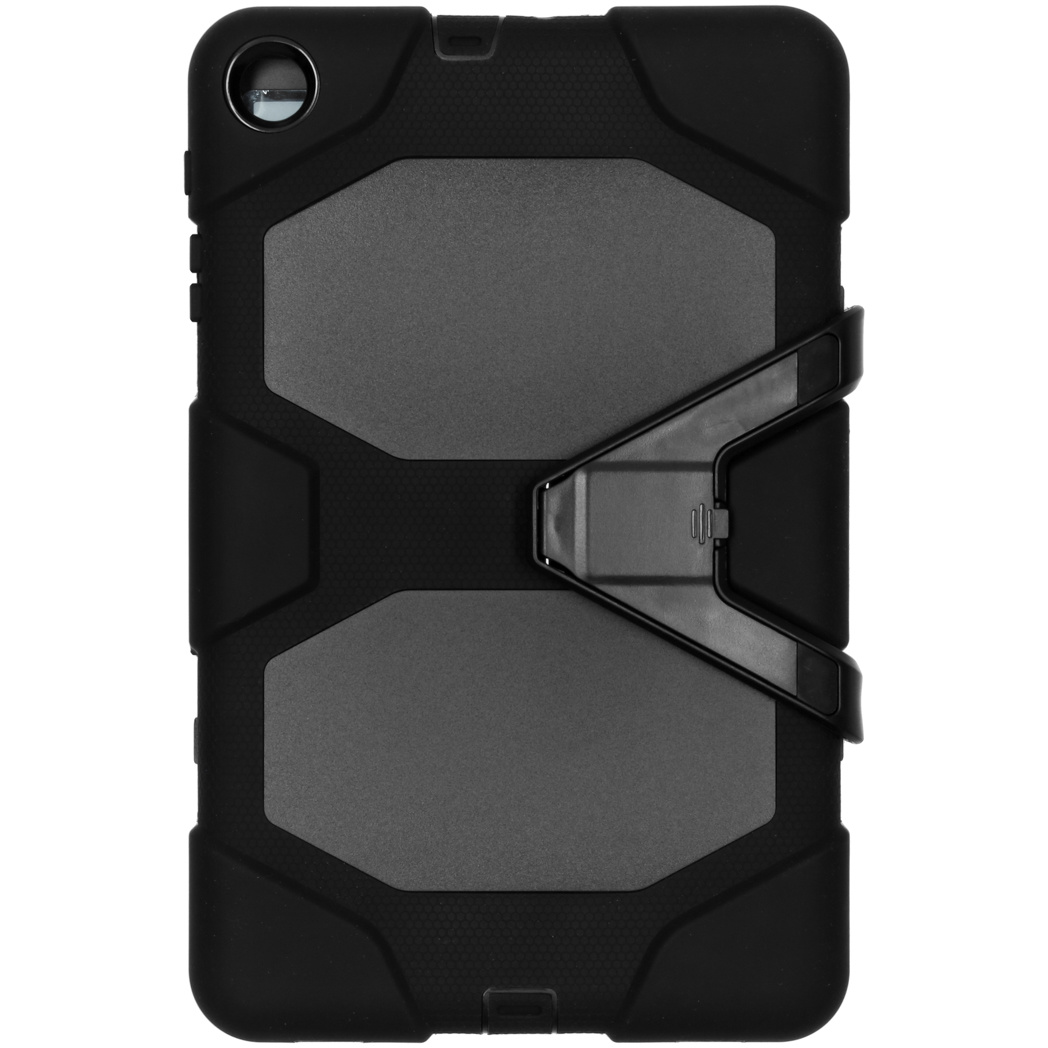 Extreme Protection Army Backcover voor de Samsung Galaxy Tab A 10.1 (2019) - Zwart